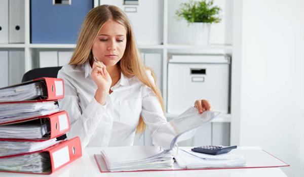 Doanh nghiệp sẽ phải chịu mức phạt 4.000.000 đồng đến 8.000.000 đồng khi làm mất hóa đơn giá trị gia tăng.