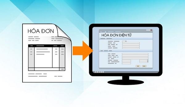 Tiêu hủy hóa đơn giấy còn tồn để chuyển sang sử dụng hóa đơn điện tử.