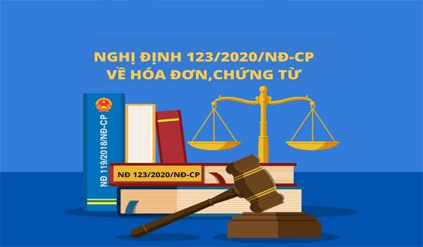 Những nội dung mới tại Nghị định 123/2020/NĐ-CP quy định về hóa đơn chứng từ