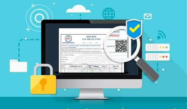 Kiểm tra hóa đơn điện tử giúp phân biệt đâu là hóa đơn thật