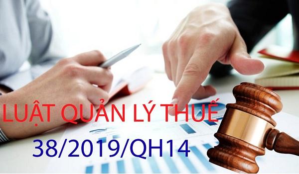 Đối tượng sử dụng hóa đơn điện tử có mã theo từng lần phát sinh theo Luật Quản lý thuế số 38/2019/QH14.