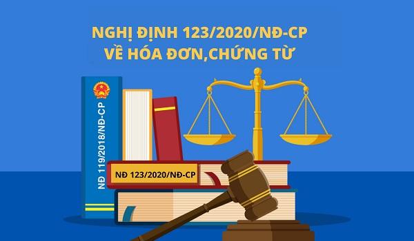 Định dạng hóa đơn điện tử phải tuân theo quy định của Nghị định 123/2020/NĐ-CP.