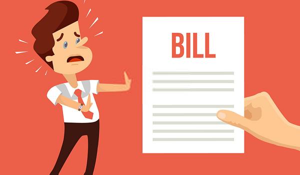 Thông thường, mua hàng không có hóa đơn được cho là trái luật.