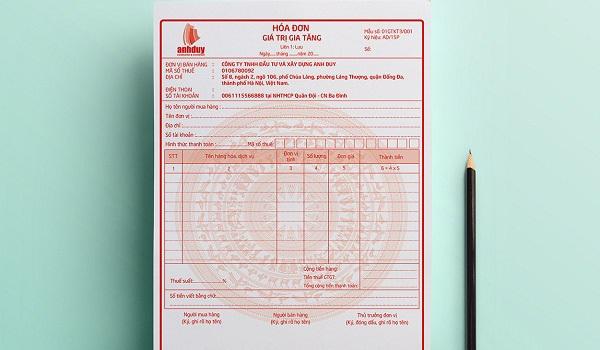 Hóa đơn đỏ là gì? Cần lưu ý gì khi xuất hóa đơn đỏ?