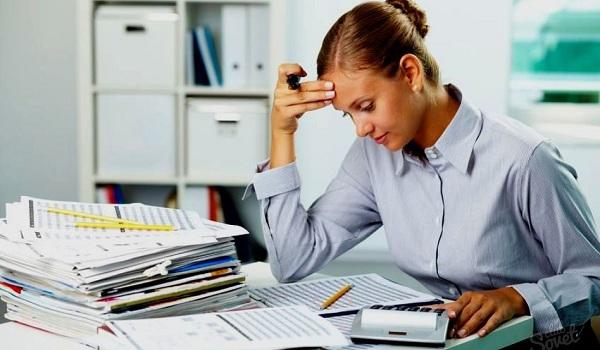 công việc kế toán tổng hợp trong doanh nghiệp nhỏ