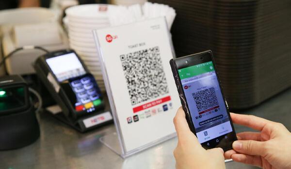 thanh toán hóa đơn bằng ví điện tử